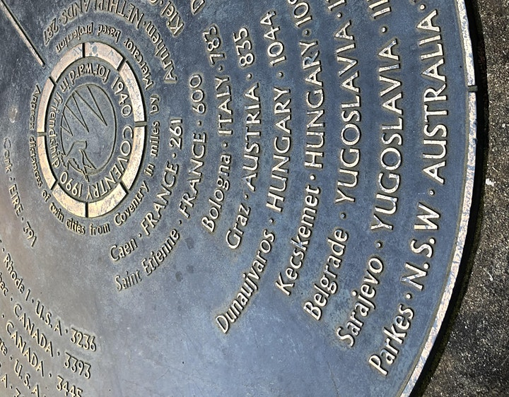 Sir Henry Parkes Day - From Canley in Coventry to New South Wales Australia image