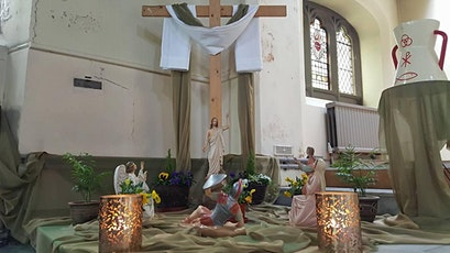 6th Week of Easter at St Marys tickets