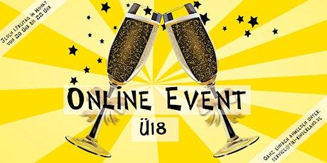 Online Ü18 Event Tickets