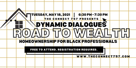 Dynamic Dialogues : Road to Wealth - Homeownership tickets