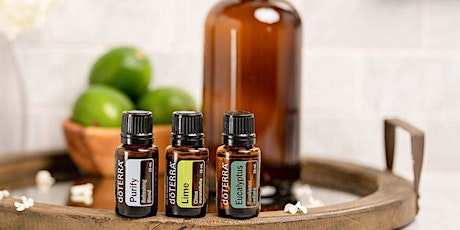 Natural Home - Create Toxic Free DIY cleaning products with Essential Oils tickets
