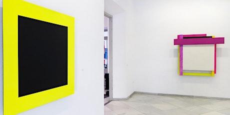 """Visita guiada a la exposición """"ROSA BRUN"""" a cargo de su autora entradas"""