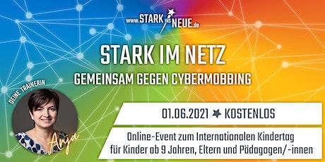 Stark im Netz- Gemeinsam gegen Cybermobbing Frankfurt/ Rhein-Main Region Tickets