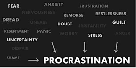Getting rid of Procrastination tickets