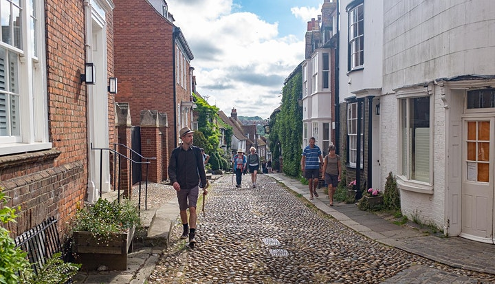 Old Way - 1-day Pilgrimage from Icklesham to Rye image