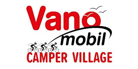 Vanomobil Camper Village NL billets