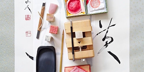 Japanese and Chinese Stamp Making – Tenkoku tickets