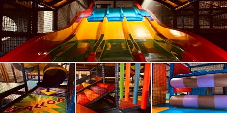 Jake's Indoor Playbarn Session (Indoor Soft Play Only) tickets
