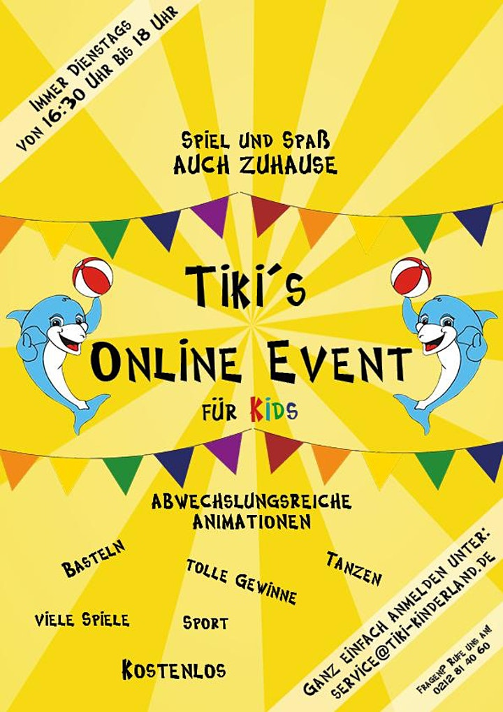 Online Event für Kids - kostenlos: Bild