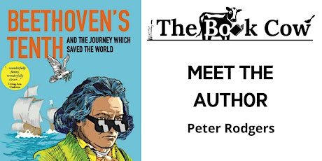 Book Cow - Meet the Author event  - Peter Rodgers tickets