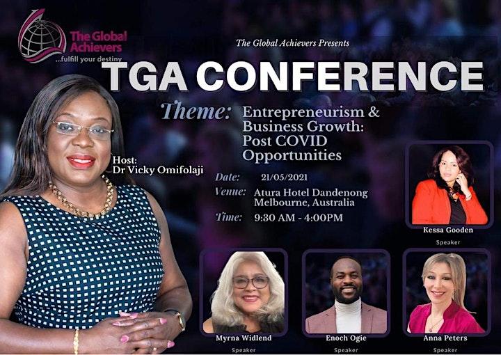 TGA Conference image