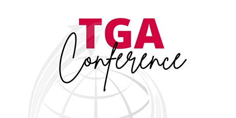 TGA Conference tickets