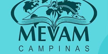 CULTO MEVAM CAMPINAS / TARDE ingressos