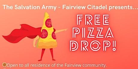 Free Pizza Drop tickets