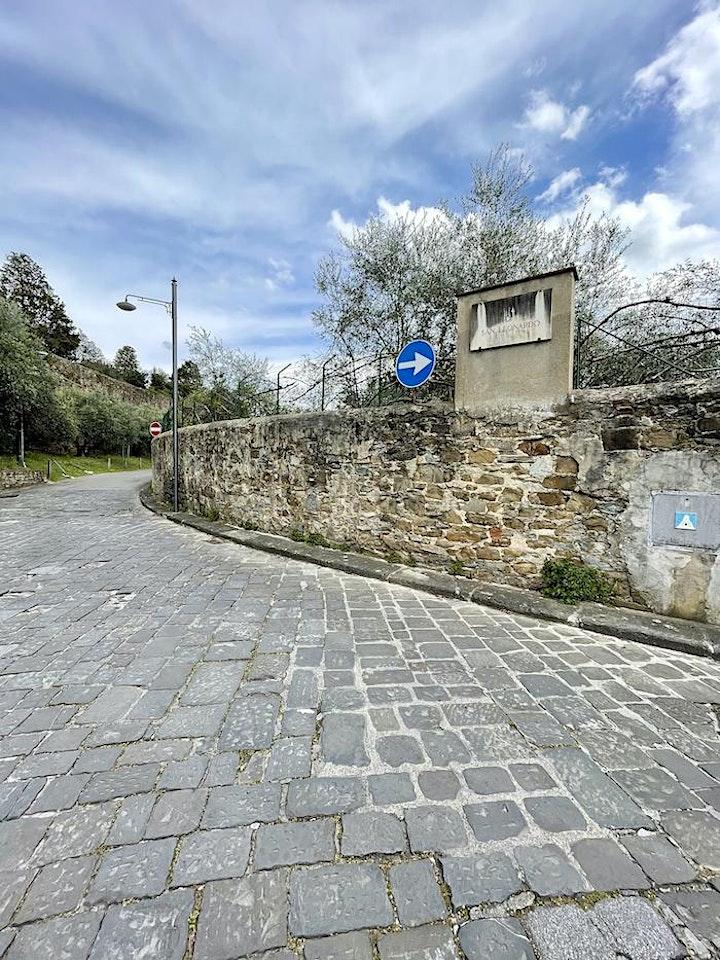 Immagine Trekking Urbano a Costa San Giorgio e  sulla collina di San Miniato