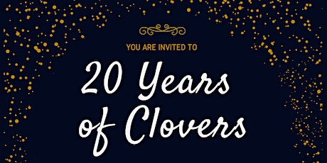 20 Years of Clovers Netball Club tickets