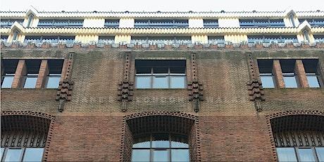Virtual Tour - Impressive Art Deco - East End to West End tickets
