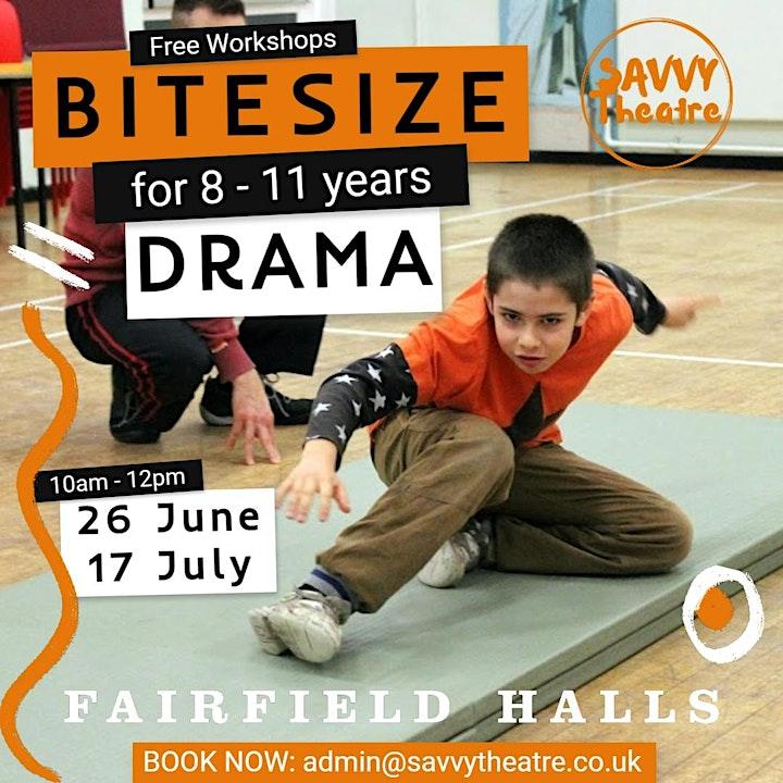 BiteSize  Drama Workshops image