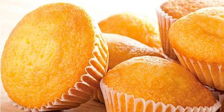 Laboratorio Inglese Online - Yogurt Muffin biglietti