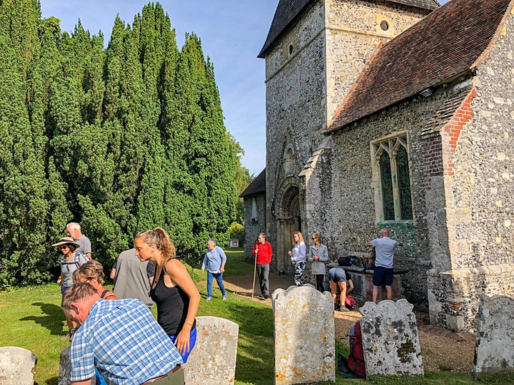 Old Way -  1 Day Pilgrimage from Patrixbourne to Canterbury image