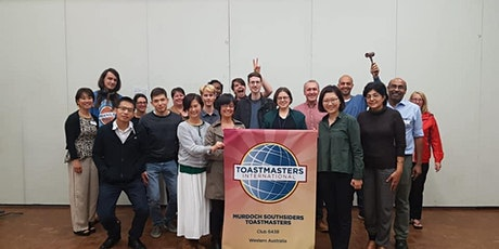 Toastmasters Public Speaking tickets