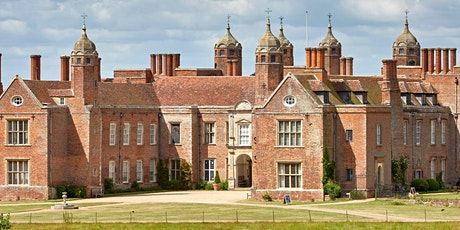 Timed entry to Melford Hall (12 May - 16 May) tickets