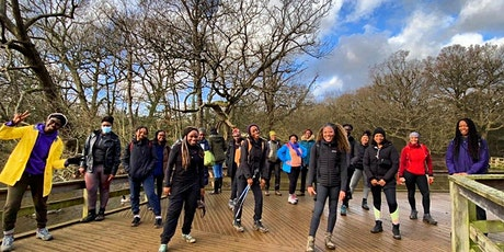 Black Girls Hike: Midlands - Chasewater Country Park (22/5) Easy tickets