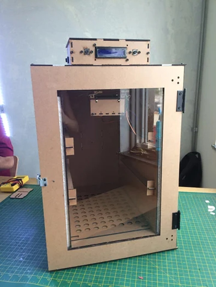 imagem Workshop de Construção de máquinas para BioLab