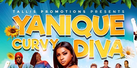 Yanique Curvy Diva tickets