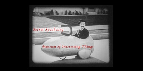 Things to Do Silly Inventions Secret Speakeasy Sun May 9th 7pm tickets