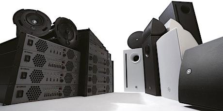 Les Solutions d'intégration audio professionnelles Yamaha (Français/French) entradas