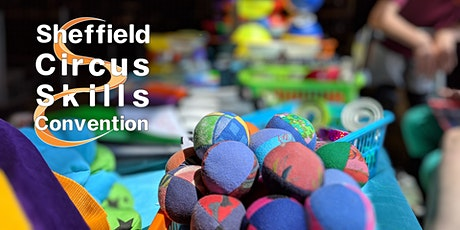 Sheffield Circus Skills Convention 2021 tickets