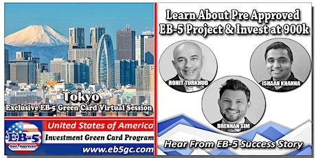 Tokyo EB-5 American Green Card Virtual Market Series tickets