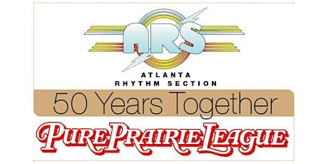 Pure Prairie League and Atlanta Rhythm Section tickets