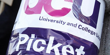 Defending jobs at the University of Liverpool tickets