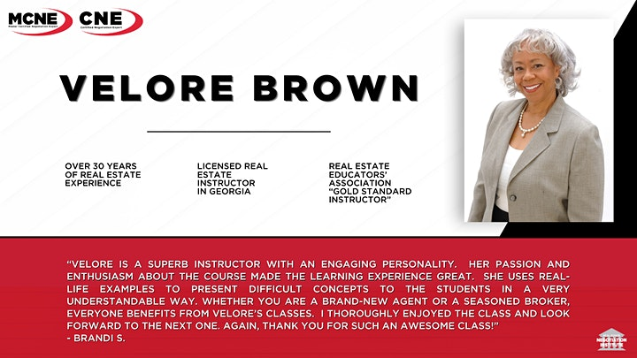 Certified Multiple Offers Expert (CMOE) -  Zoom Class (Velore Brown) image