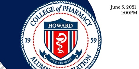 Howard University College of Pharmacy Alumni Association virtual Fundraiser tickets