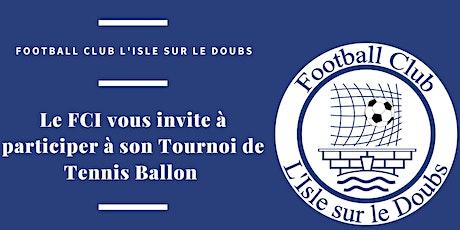 Tournoi de Tennis Ballon billets