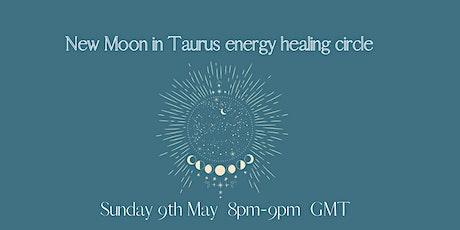 New Moon in Taurus Energy Healing Circle tickets