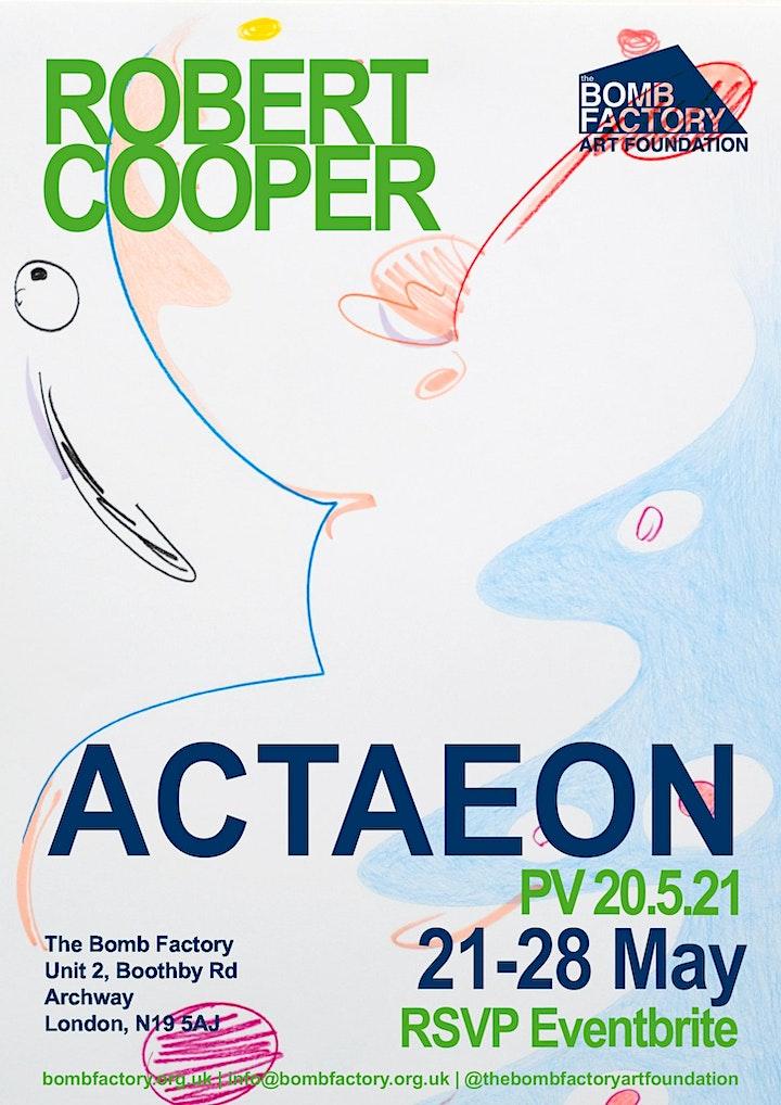 Robert Cooper  - 'Actaeon' image