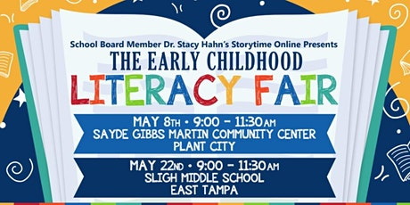 Early Childhood Literacy Fair tickets