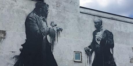 Street Art Walk Dulwich inc recent mural by Remi Rough tickets