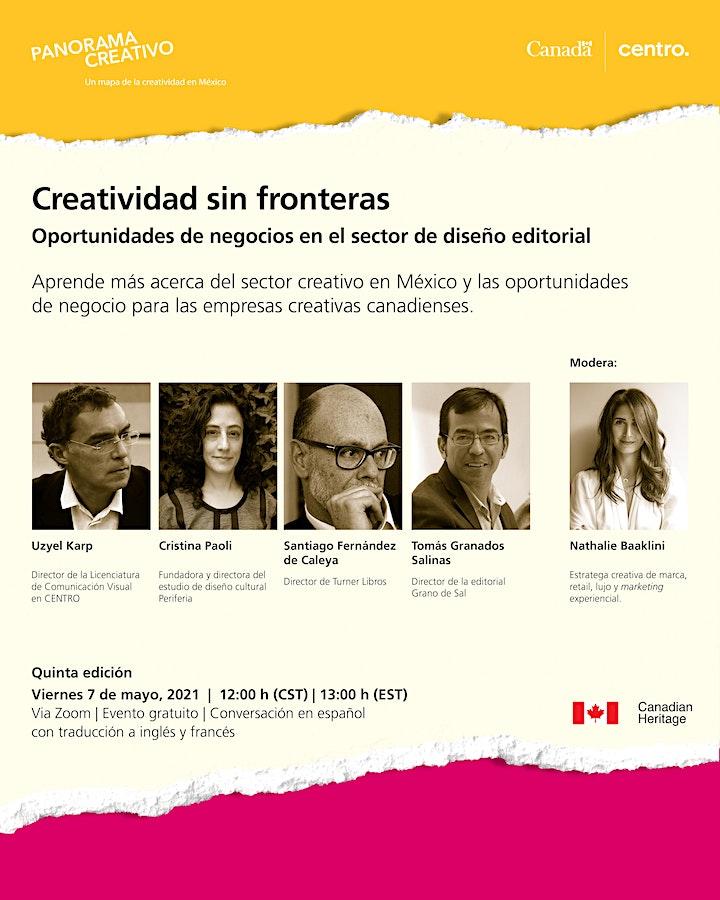 Imagen de Creatividad sin fronteras | oportunidades en el sector diseño editorial