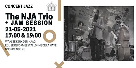 The NJA Trio tickets