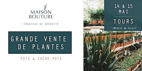 TOURS // LE JARDIN ÉPHÉMÈRE DE MAISON BOUTURE - VENTE DE PLANTES billets