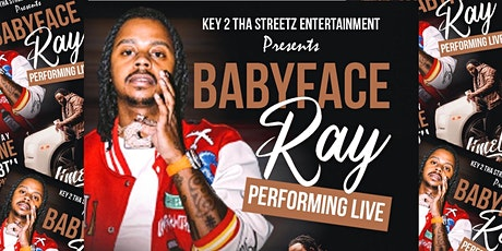 Baby Face Ray live in concert Friday June 18th  Indianapolis Indiana tickets