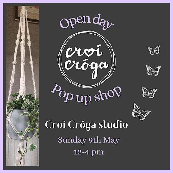Croí Cróga Studio open day image