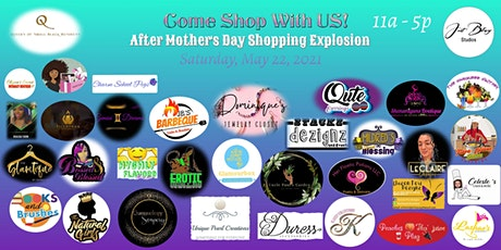 After Mother's Day Shopping Explosion tickets