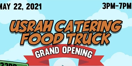 Usrah Catering Grand Opening tickets