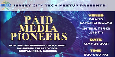 JCTM Presents: Paid Media Pioneers tickets